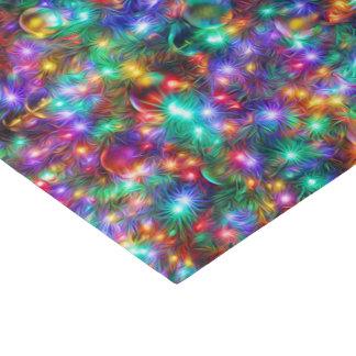 Papel De Seda Estrelas Sparkling do Natal luxuoso