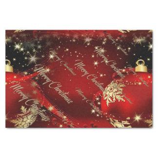 Papel De Seda Feliz Natal e um feliz ano novo