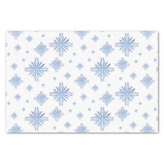 Papel De Seda Flocos de neve