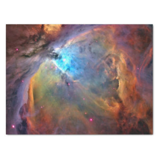 Papel De Seda Galáxia do espaço da nebulosa de Orion