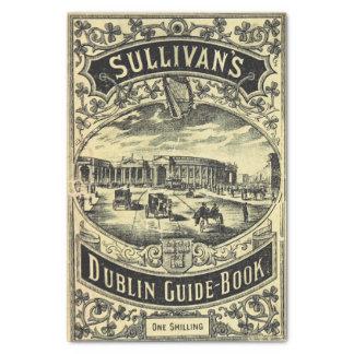 Papel De Seda Guia de Dublin