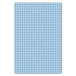 Papel De Seda Guingão azul encantador