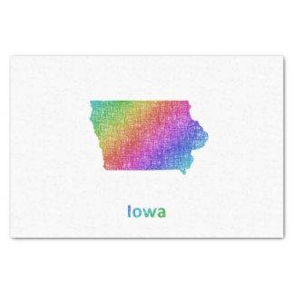 Papel De Seda Iowa