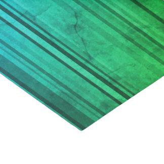 Papel De Seda Linhas de impressão listradas do teste padrão das