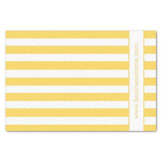 Papel De Seda Listras amarelas de Deckchair