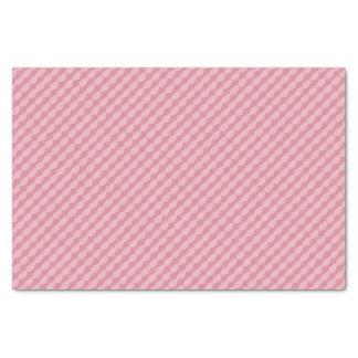 Papel De Seda Listras cor-de-rosa da pétala