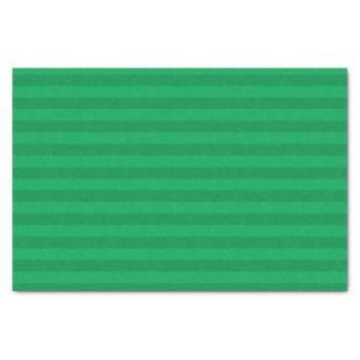 Papel De Seda Listras verdes do trevo