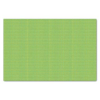 Papel De Seda Mini verde dos diamantes   do Harlequin