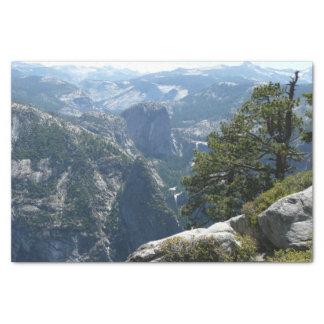Papel De Seda Mountain View de Yosemite no parque nacional de