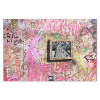 Papel De Seda Movimentação dos grafites