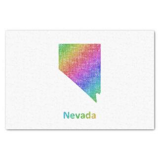 Papel De Seda Nevada