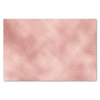Papel De Seda O ouro cor-de-rosa cora vidro metálico do pó