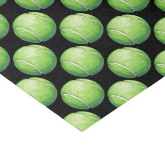 Papel De Seda Padrões da bola de tênis