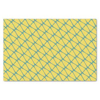 Papel De Seda Petals-01 amarelo