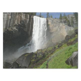Papel De Seda Quedas Vernal mim no parque nacional de Yosemite