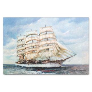 Papel De Seda Regata Cutty Sark/Cutty Sark Tall Ships' Race