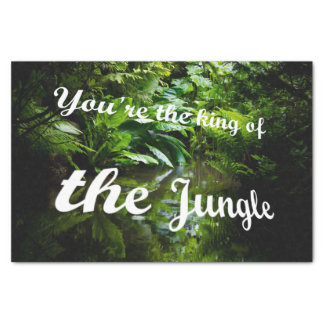 Papel De Seda Rei da selva