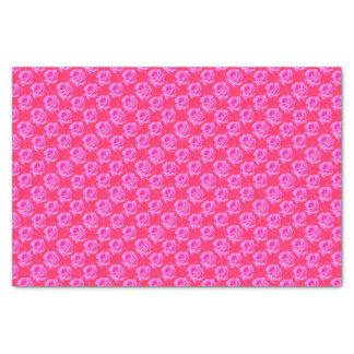 Papel De Seda Rosas cor-de-rosa no rosa Bokeh da faísca, -
