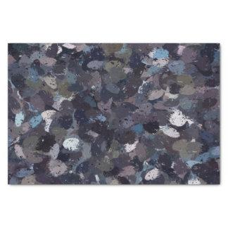 Papel De Seda Roxo e Splatter 9163 da pintura da lavanda