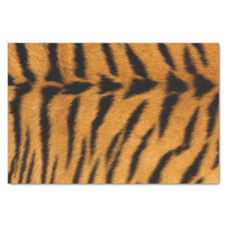 Papel De Seda Safari Tigre VIP mínimo de Brown da pele animal