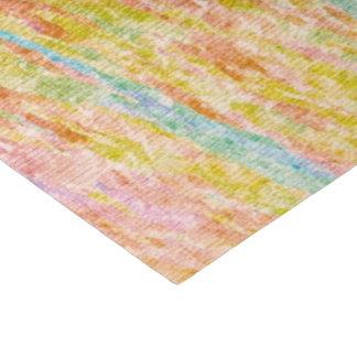 Papel De Seda Scribbles Pastel da textura do giz