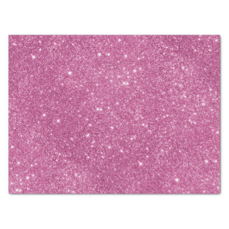 Papel De Seda Sparkles do brilho do rosa quente