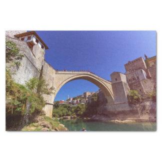 Papel De Seda Stari mais, Mostar, Bósnia e Herzegovina
