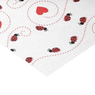 Papel De Seda Tecido pequeno do partido do teste padrão do