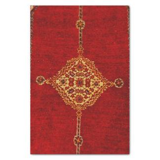 Papel De Seda Teste padrão do tapete persa