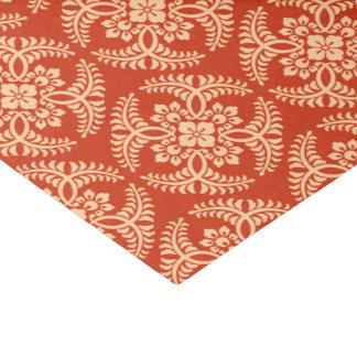 Papel De Seda Teste padrão japonês do medalhão, tanjerina