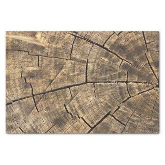 Papel De Seda Textura de madeira
