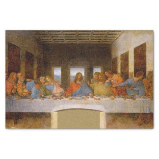 Papel De Seda Última ceia da Vinci