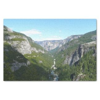 Papel De Seda Vale de Yosemite no parque nacional de Yosemite