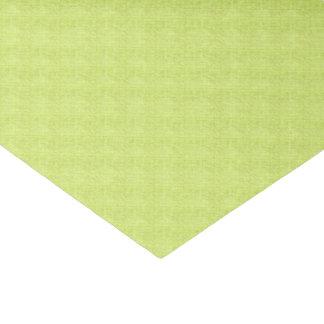 Papel De Seda Verde limão