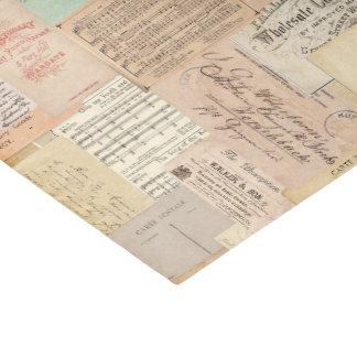 Papel De Seda Vintage no impressão 2