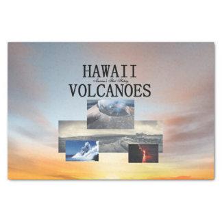Papel De Seda Vulcões de ABH Havaí
