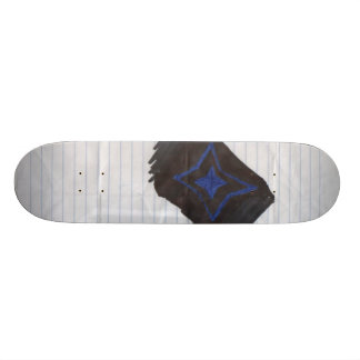 Papel de sucata shape de skate 18,1cm