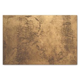 Papel Textured do ouro bronze bonito