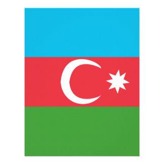 Papel Timbrado Azerbaijao