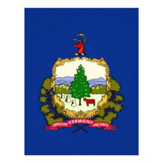 Papel Timbrado Bandeira de Vermont