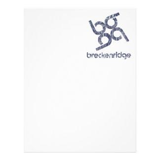 Papel Timbrado Breckenridge