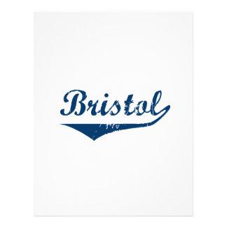 Papel Timbrado Bristol