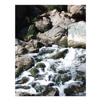Papel Timbrado Cachoeira de Penasquitos