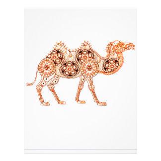 Papel Timbrado Camelo