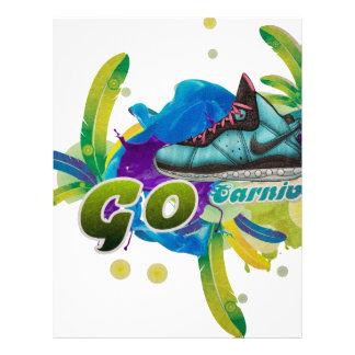 Papel Timbrado Carnaval de Dance4Life