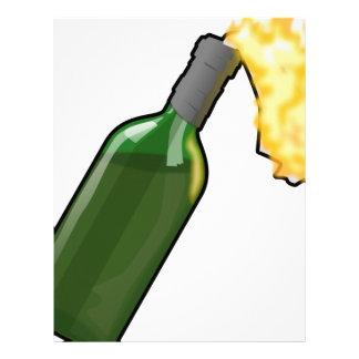 Papel Timbrado Coquetel molotov