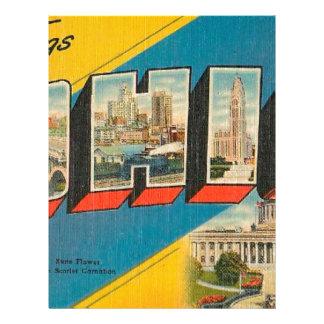 Papel Timbrado Cumprimentos de Ohio