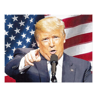 Papel Timbrado Donald Trump