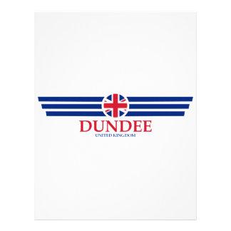 Papel Timbrado Dundee