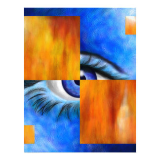 Papel Timbrado Ersebiossa V1 - olho escondido
